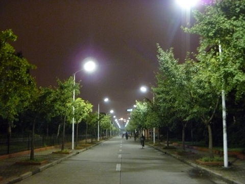 OpEx LED streetlights image